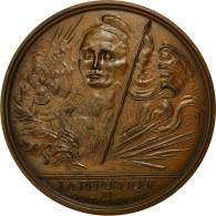 France, Médaille, Révolution Française, La République, 1987, Maillart, SUP+ - France