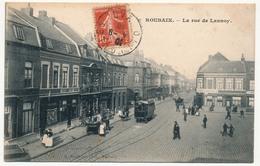 CPA - ROUBAIX (Nord) - La Rue De Lannoy - Roubaix