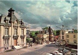 Brunoy Place De La Mairie 1975 CPM Ou CPSM - Brunoy