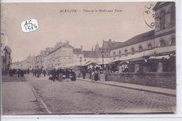 ALENCON- PLACE DE LA HALLE AUX TOILES - Alencon