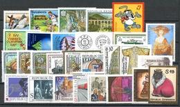 Österreich Jahrgang 2001 Postfrisch/ MNH (OES48 - Ganze Jahrgänge