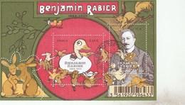 BLOC 2014 BENJAMIN RABIER OBLITERE -F4866 - F 4866 -                                         TDA247 - Blocks & Kleinbögen
