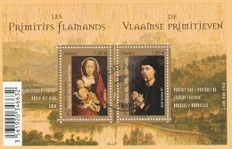 FRANCE 2010 BLOC OBLITERE LES PRIMITIFS FLAMANDS - F4525 - F 4525 -                TDA221 - Blocks & Kleinbögen