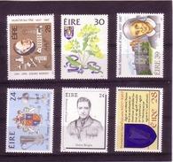 UUU22  IRLAND LOT Aus 1987  ** Postfrisch Siehe ABBILDUNG - 1949-... Republik Irland