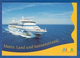 Schiffe; Aida - Piroscafi
