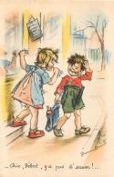 GERMAINE BOURET   CHIC BEBERT Y A PLUS D'SAVON EDITION HAMEL - Bouret, Germaine