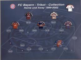 7 Trikot Pins FC Bayern München - Football