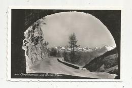 Mo , Cp , SUISSE ,BE , Simplonstrasse Und Berner Alpen , Vierge ,ed. Perrochet ,n° 8879 - NE Neuchâtel