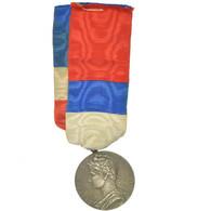 France, Ministère Du Commerce Et De L'Industrie, Médaille, 1914, Très Bon - Army & War
