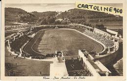 Lazio Roma Foro Mussolini Lo Stadio Anni 30/40 Veduta Differente (vedi Retro Timbro) Stadium Stade Estadio Mussolini - Calcio