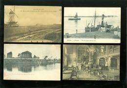 Beau Lot De 60 Cartes Postales De Belgique  Anvers      Mooi Lot Van 60 Postkaarten Van België  Antwerpen - 60 Scans - Postcards