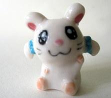 Fève Brillante - Hamtaro Le Petit Hamster - Characters