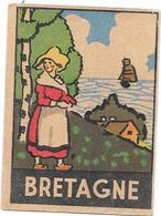 CHROMO LA PHOSPHATINE La Bonne Farine - BRETAGNE  - BARA** - - Trade Cards