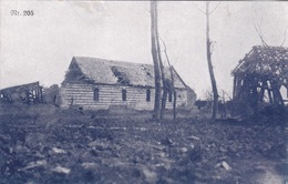 Alte Ansichtskarte Aus Hyencourt-Le-Grand -teilzerstörte Häuser- Nr. 205 - France