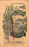 75- PARIS- CATALOGUE ALMANACH ET MANUEL DU JARDINIER INSTANTANE ET CALENDRIER AGRICOLE CHARLES LEMAIRE -GRAINIER PARIS - Garden