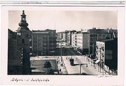 Cpa  POLOGNE   GDYNIA SWIGTOJANSKA  1938  CB26 - Polonia
