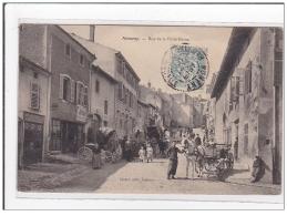 NOMENY : Rue De La Porte Basse - Tres Bon Etat - Nomeny