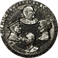 France, Médaille, Gouvernement Militaire Allié En Allemagne, De Jaeger, FDC - France