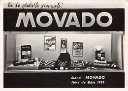 Movado, Faire De Bale 1939, Basel - Pubblicitari