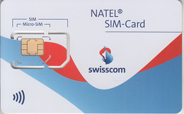 SUISSE - TÉLÉCARTE - GSM & SIM   *** SWISSCOM / HLR21   *** - Schweiz