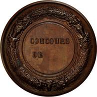France, Médaille, Comice Agricole De Marle (Aisne), SUP+, Cuivre - France
