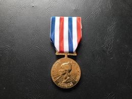Medaille D'Honneur Des Chemins De Fer Echelon Vermeil - Frankreich
