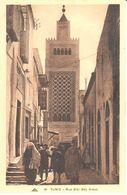 Tunisie - Tunis - Rue Sidi Ben Arous - Tunisie