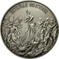 France, Médaille, Centenaire Première Guerre Mondiale, Bataille De L'Yser - France
