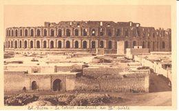 Tunisie - El-Djem - Le Colisée Au III Sciècle - Tunisie