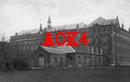 MOMIGNIES Kriegslazarett Etablissements Des Freres Occupation Allemande 1916 1917 1918 Pensionnat Chimay Hainaut - Momignies