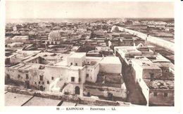 Tunisie - Kairouan - Panorama - Tunisie