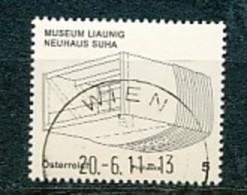 ÖSTERREICH Mi.Nr. 2942 Freimarke: Kunsthäuser - Used - 1945-.... 2ème République