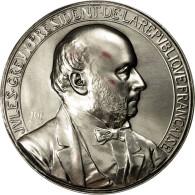 France, Médaille, Les Présidents De La République, Jules Grévy, Dupuis.D - France
