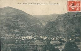 [73] Savoie > Bozel- Bozel Et La  Vallée Du Jovet Vus Du Vieux Chemin De St BON - Timbre Franchise Militaire - Bozel