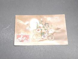 FRANCE - Timbre Arts Décoratifs Seul Sur Carte Postale - L 20007 - Marcophilie (Lettres)