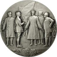 France, Médaille, Première Guerre Mondiale, Les Grands Chefs De Guerre - France