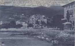Abbazia  - 40699-86 - Croazia