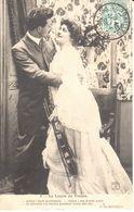 Thèmes - CPA - La Leçon De Piano - Fantaisie - Couples