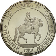 France, Médaille, Les Rois De France, Henri IV, SPL+, Cupro-nickel - France