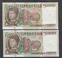 5000 LIRE Antonello Da Messina 1979 + 1982 Sup LOTTO 2032 - [ 2] 1946-… : Républic