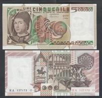 5000 LIRE Antonello Da Messina 1982 Fds LOTTO 2033 - [ 2] 1946-… : Repubblica