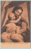 Parma. R. Pinacoteca - Madonna Detta Della Scala (Correggio) - Virgen Mary & Madonnas
