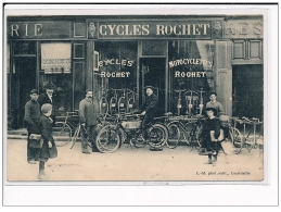 LIMOGES : Cycles Rochet - CYCLISME - Très Bon état - Limoges