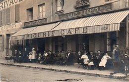 86Scl  69 Calluire Carte Photo épicerie Café B. Pépin - Caluire Et Cuire