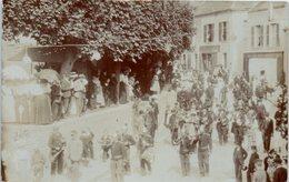 78 - Le PERRAY --  Carte Photo - RARE - Le Perray En Yvelines