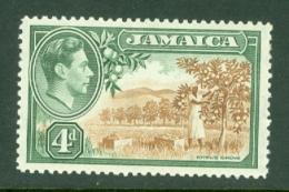 Jamaica: 1938/52   KGVI    SG127    4d    MH - Jamaica (...-1961)