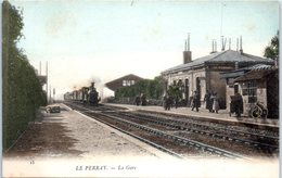 78 - Le PERRAY -- La Gare - Le Perray En Yvelines
