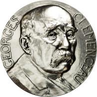 France, Médaille, Première Guerre Mondiale, Georges Clémenceau, Legastelois - France