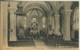Vry V. 1925  Kirche  (761) - Metz
