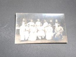 MILITARIA - Carte Photo Avec Infirmières  - L 20054 - Guerre 1914-18